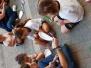 1º de Primaria participa en las fiestas del barrio.