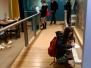 4º de ESO Realiza en Viveros un recital poético en valenciano y visita el museo de Ciencias.