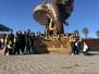 4º Primaria. Trabajos de clase, visita al Bioparc y Carnaval.