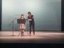 Recital de poesia de Gloria Fuertes en la Rambleta